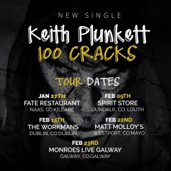 Downda Road Productions - Keith Plunkett release\'s New Single 100 Cracks